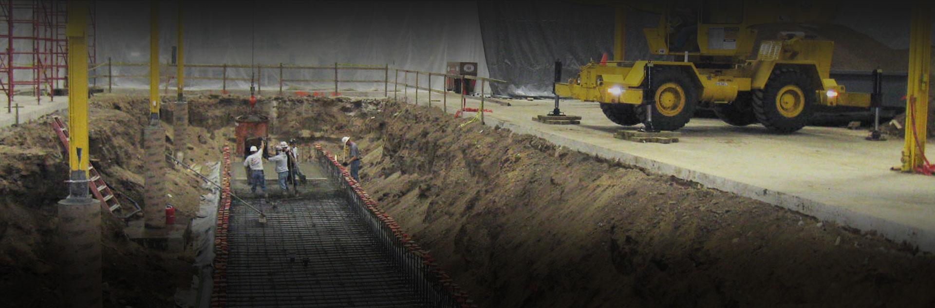 Fabri-Kal-Grinder-Tunnel