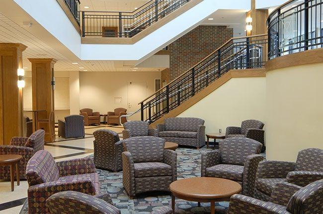 Kalamazoo College Hicks Student Center