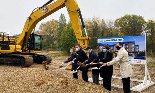 Groundbreaking held for new senior independent living facility