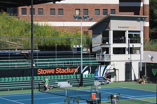 Stowe Stadium Observation Tower