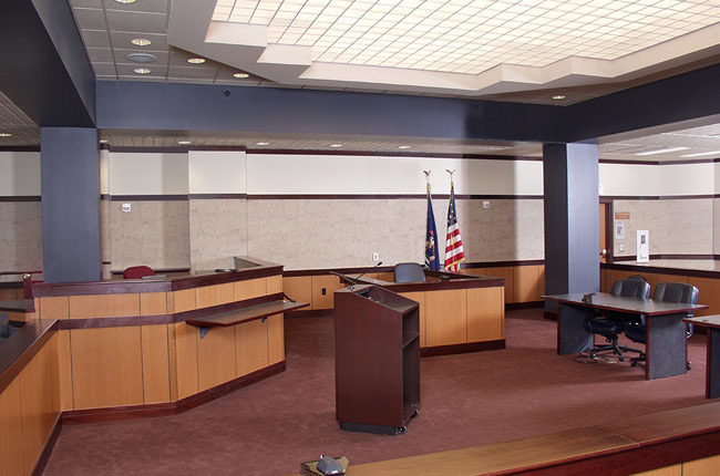 City of Kalamazoo Crosstown Justice Center
