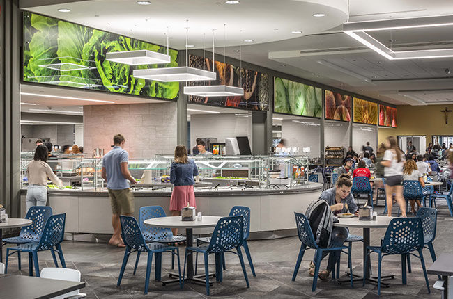 Notre Dame North Dining Hall