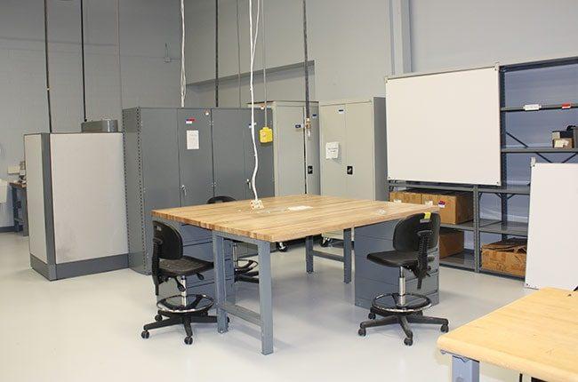Stryker Instruments Testing Lab