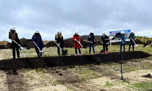 Construction begins on new Montessori School in Traverse City