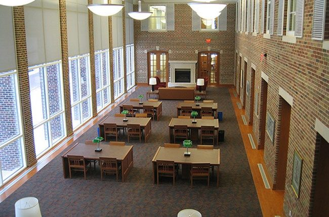 Upjohn Library Commons
