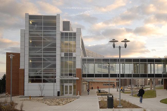 WMU Chemistry Building