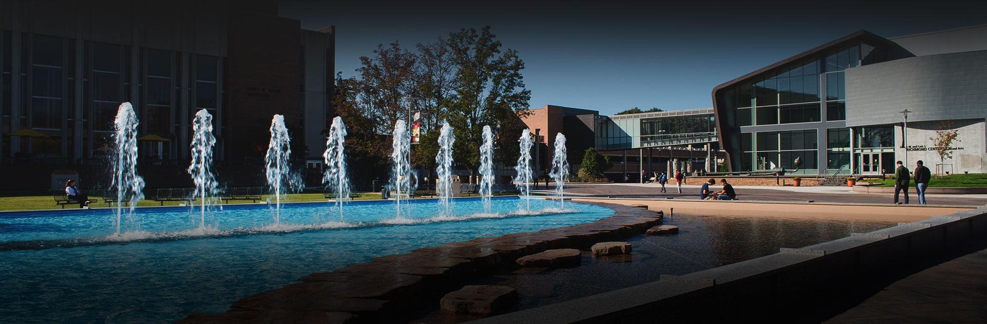 WMU-Fountain-Plaza