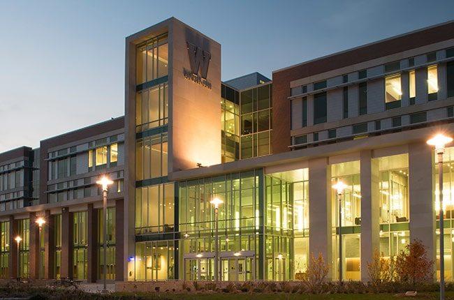 WMU Sangren Hall