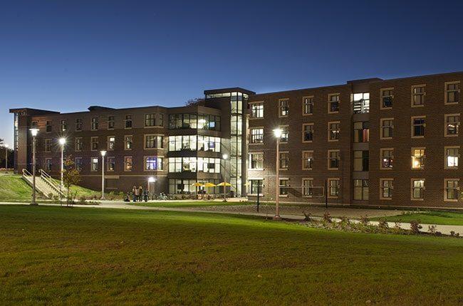 WMU Western Heights Residence Hall Complex